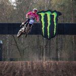 Nancy van de Ven tweede in eerste WMX Grand Prix in Valkenswaard